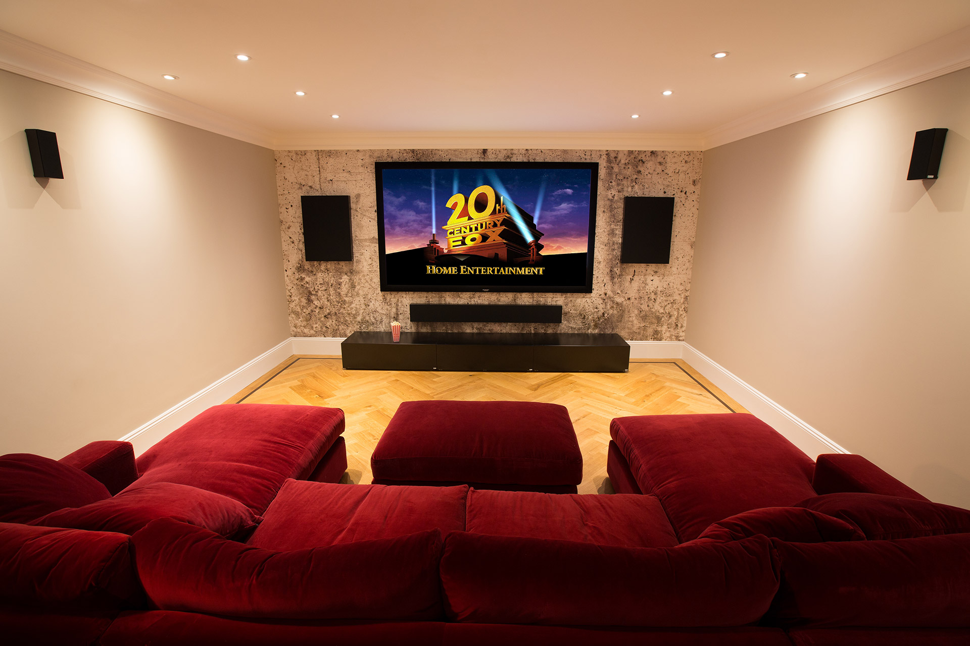 Home Cinema and Media Rooms Private Estate Study