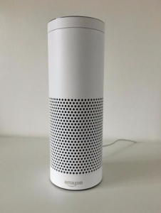 Top Tech Gift Ideas - Amazon Echo