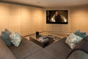 The ultimate home cinema and smart home