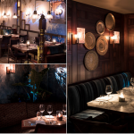 multi channel audio system in london restaurant
