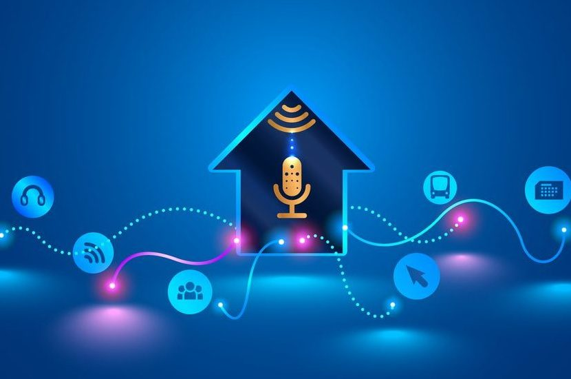 voice control in the home - home automation