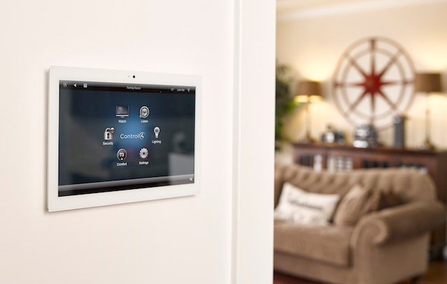Control4 Installers London - remote