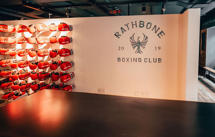 Technology for businesses - Rathbone Boxing Gym