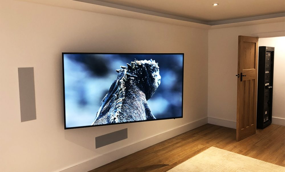 Audio-system aesthetics with Bowers & Wilkins surround sound